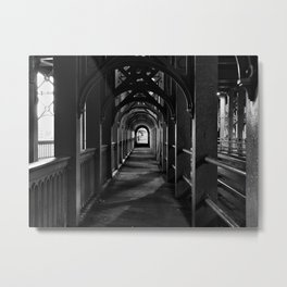 The High Level Bridge Metal Print