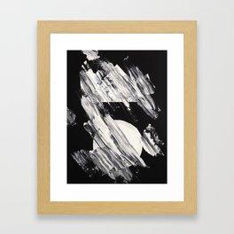 Auf Asche II Framed Art Print