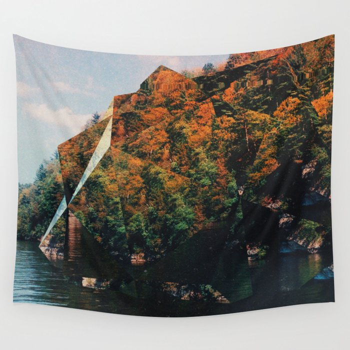 HĖDRON Wall Tapestry