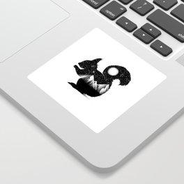 THE SQUIRREL Sticker
