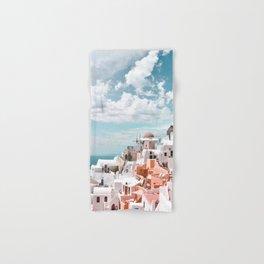 Santorini, Oia Hand & Bath Towel