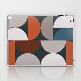 Mid Century Modern Geometric 24 Laptop & iPad Skin