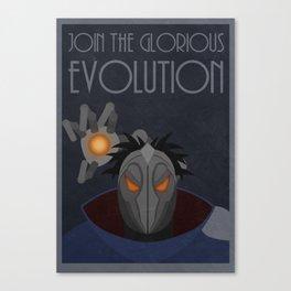 League of legends Viktor Poster Canvas Print