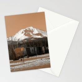 Old Time McCloud Stationery Cards