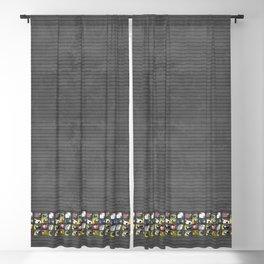 Parrots Blackout Curtain