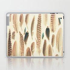 Found Feathers Laptop & iPad Skin