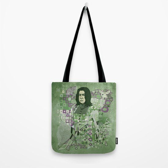 Portrait of a Potions Master Tote Bag