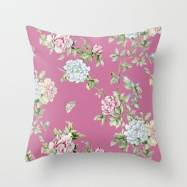 beatriz 3 Throw Pillow