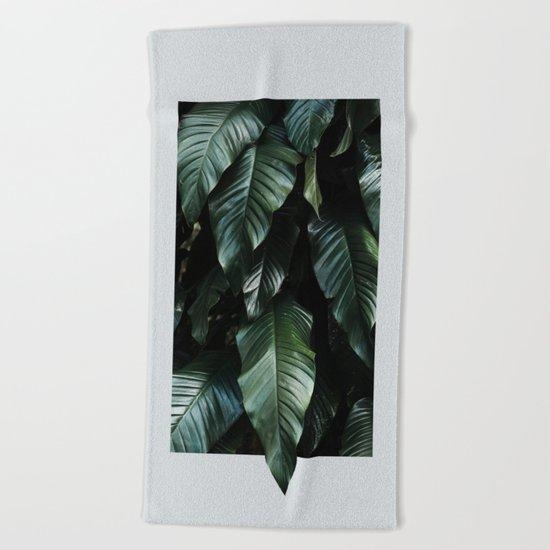 Growth II Beach Towel