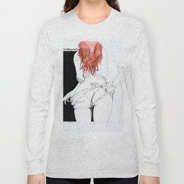 NUDEGRAFIA - 24 CARPE DIEM Long Sleeve T-shirt