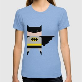 simpleheroes BAT-MAN fan art T-shirt