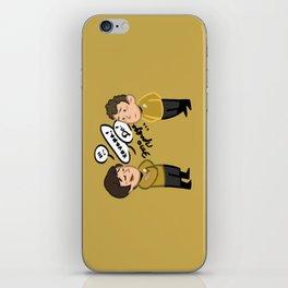 You Seem Familiar: Chekov iPhone Skin