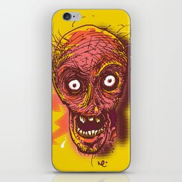 Hungry Zombie iPhone Skin