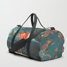 The Boy and the Birds Duffle Bag