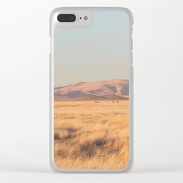 Home on the Range II Clear iPhone Case