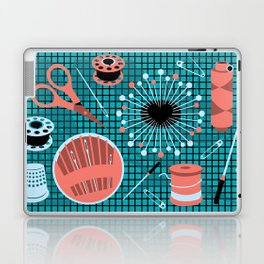 pins and needles Laptop & iPad Skin