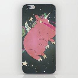 Super Horse... Unicorn Dreams. iPhone Skin