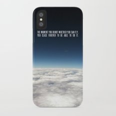 FLY. Slim Case iPhone X