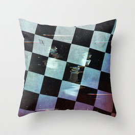 Chess of the gods Throw Pillow