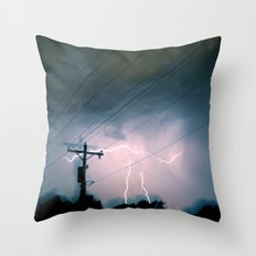 Pi ~ 3.14 Throw Pillow