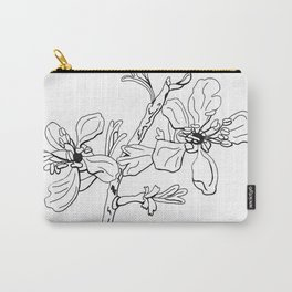 Antelope Bitterbrush Carry-All Pouch