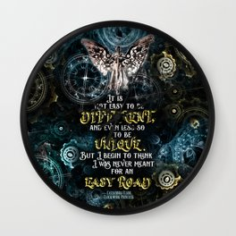 Infernal Devices - Easy Road Wall Clock