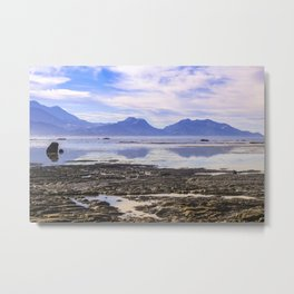 Mid-Summer Afternoon Metal Print