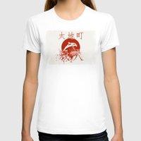 dramatical murder T-shirts featuring Taiji Murder by PsychoBudgie