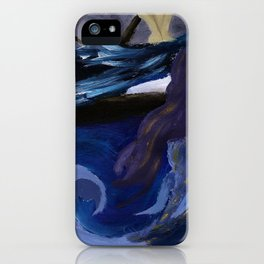 The Siren's Song iPhone Case