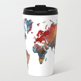 World Map 2020 Travel Mug