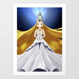Empress Caeli Art Print