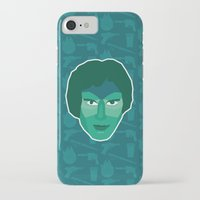 han solo iPhone & iPod Cases featuring Han Solo by Kuki