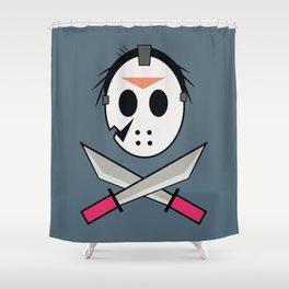 Jason Head Shower Curtain