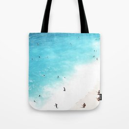 people of the sea Tote Bag