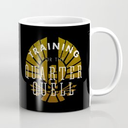 Training: Quarter Quell Coffee Mug
