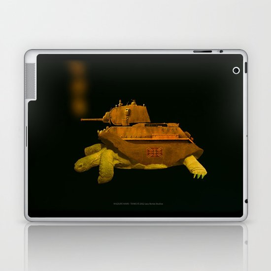 Have Gun Will Travel Laptop & iPad Skin