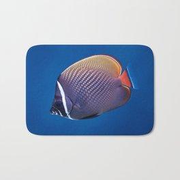 Redtail butterflyfish Bath Mat