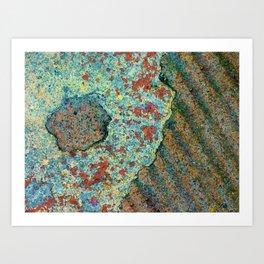 Eye to See Art Print