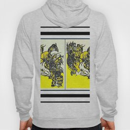 When the world fulls down, will you still be standing? Hoody