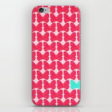 One of a kind (pink) iPhone & iPod Skin