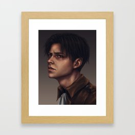 Levi Ackerman Framed Art Print