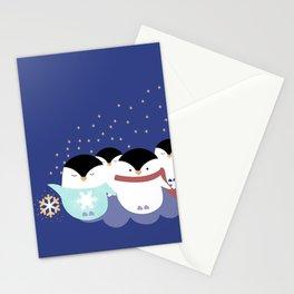 Little Penguins Stationery Cards