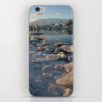 iceland iPhone & iPod Skins featuring Iceland by Tamara Rogers