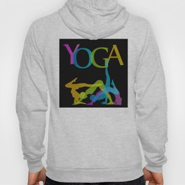 Yoga addicts Hoody