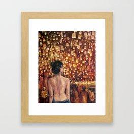 The Spirit World Framed Art Print