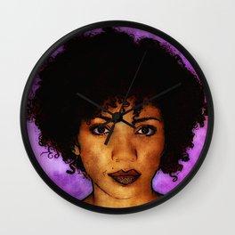 Jasika Nicole Portraits Wall Clock