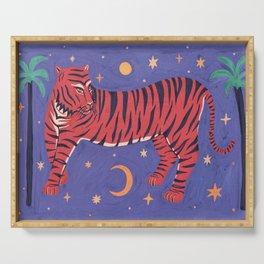 Tiger Dreams Serving Tray
