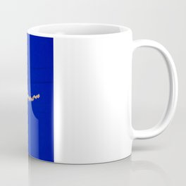 He moves from point to point with as little uproar as a jellyfish. --Plum Coffee Mug
