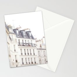 Slightly Paris Stationery Cards