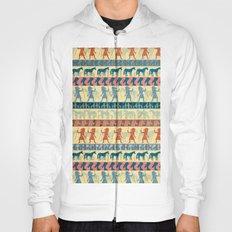 Egyptian Unicorn Pattern Hoody